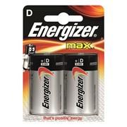 Energizer Max D Batteries 2s (ENERLR20B2MAX)